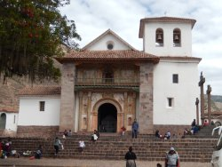 San Pedro de Andahuaylillas (Sistine Chapel of America)