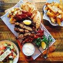 Ionio Greek Charcoal BBQ