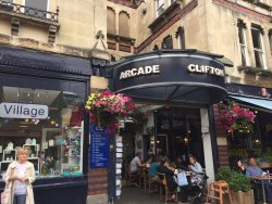 The Clifton Arcade