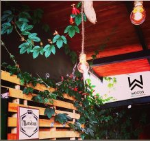Woods Pizza & Beer Garden