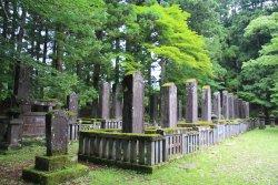 Junshi (Self-Immolation) Graves