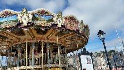 Carrousel a Honfleur