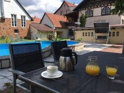 Pension Cafe Reinhard
