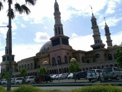 Islamic Center Samarinda Mosque