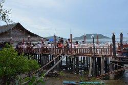 Si Rada Restorant in Songkla.
