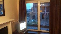 Lounge/Dining area Staycity apartments Dublin