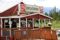 Kenny Lake Mercantile, Hotel & RV Park