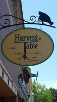 Harvest Table Eatery & Miscellany