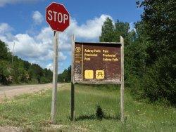Aubrey Falls Provincial Park