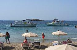 Aguabus - Playa Figueretas ↔ Puerto de Ibiza