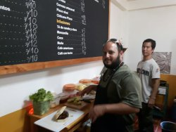 Estacion Ollanta Snack Bar