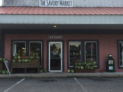 The Savory Market