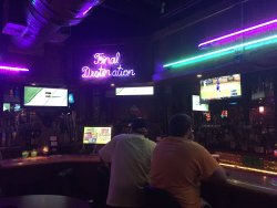 Final Destination Bar & Cafe