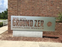 The Waveland Ground Zero Hurricane Museum