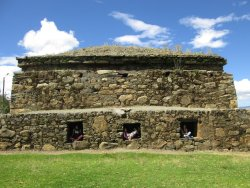 Monumento Nacional Wilcahuaín Ruin