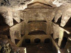 Necropoli di Cappella