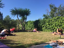 Marie Laure Ibiza Yoga