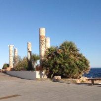 Мonumento a las culturas del Mediterraneo