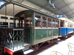 Tramway Historique Lobes-Thuin et Musee