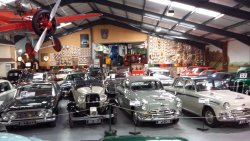 Tacla Taid - Anglesey Transport and Agriculture Museum and cafe