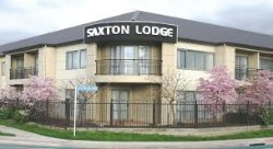 Saxton Lodge