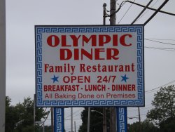 Olympic Diner