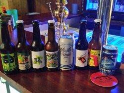 Craft beer lunada