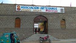 "Mercado Artesanal ""Shosaku Nagase"" Ayacucho"