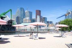 Canada's Sugar Beach