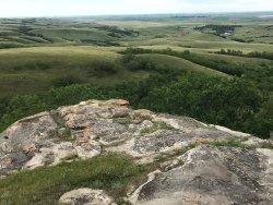 St. Victor's Petroglyphs Provincial Historic Park