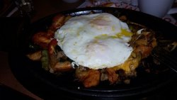 Ultimate Skillet, I crave for this weekly
