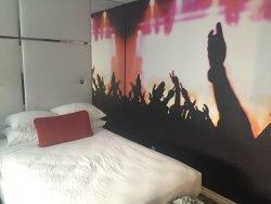 Flot hotel og god service