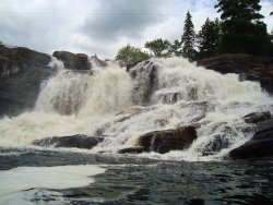 High Falls Water Park