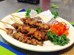 Thai Hot Sushi and Thai Food