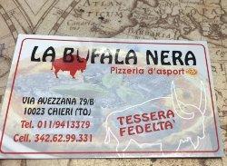 Pizzeria La Bufala Nera
