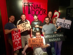 The Final Door Escape Room