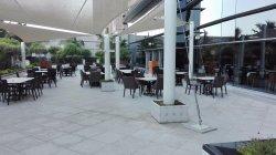 Spitzennhotel auf der Sheikh Zayed Road