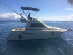 Une super sortie mer sur Tahiti