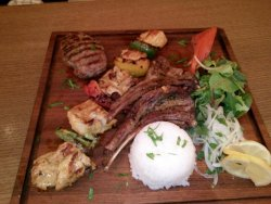 Meat 'N Fish Restaurant