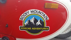 Rocky Mountain Sidecar Adventures