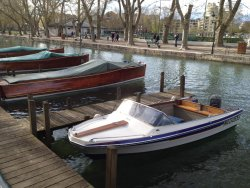Annecy Boat Rental