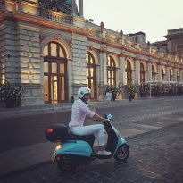 The Original Budapest Scooter Tour