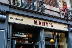 Mary's Bar & Hardware Shop