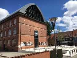 Kunstmuseet Køge Skitsesambling