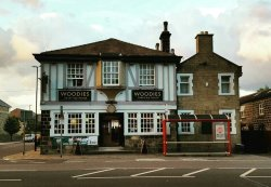 Woodies Craft Ale House