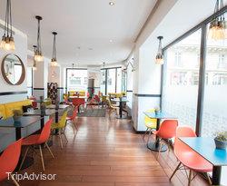 Breakfast Room at the Hotel Augustin - Astotel