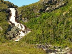 Barachois Falls Hiking Trail