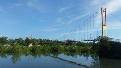 Hanging Bridge of San Agustin