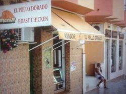 Asador El pollo dorado