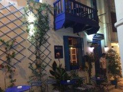 Oionos Blue Bar